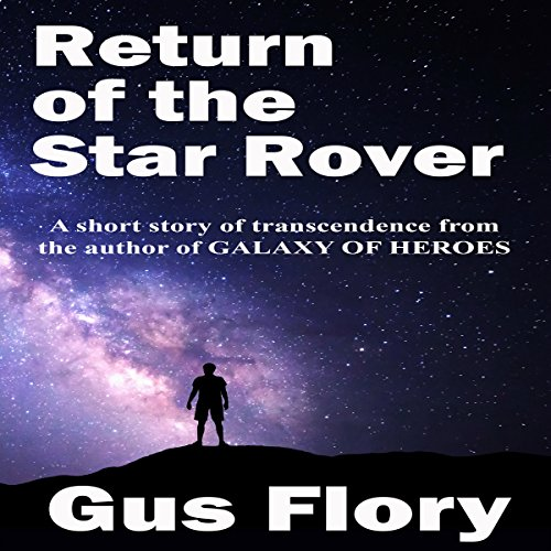 Return of the Star Rover audiobook cover art
