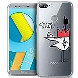 Caseink Coque pour Huawei Honor 9 Lite (5.7) Housse Etui [Licence Officielle Collector Les Shadoks®...