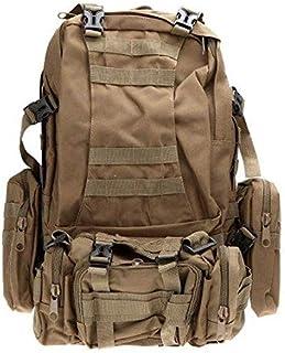 متعددة الوظائف العسكرية الظهر في الهواء الطلق التكتيكية على ظهره السفر التخييم المشي لمسافات طويلة حقيبة الرياضة