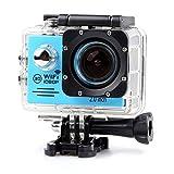 Cooler Action-Cam SJ4000, Videokamera, 12 MP, HD, 1080p, Weitwinkel, wasserdicht bis 30 m, mit viel...