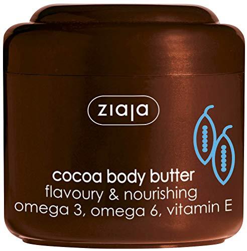 ZIAJA Kakao Body Butter, 1er Pack (1 x 200 ml)