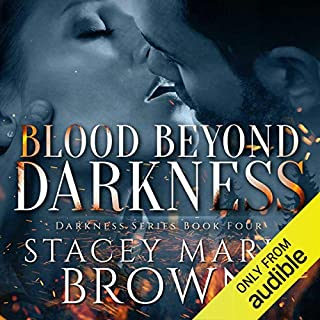 Blood Beyond Darkness audiobook cover art