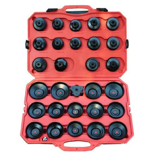 cloche pour filtre à huile - kit 31 pièces