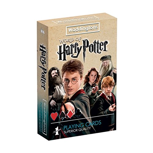 Winning Moves Harry Potter Waddingtons Spielkarten