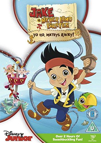 Jake & The Neverland Pirates Season 1 [Reino Unido] [DVD]