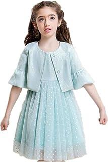 MARIAH(マリア) フォーマル ドレス ワンピース パーカー 5分袖 子どもドレス キッズ 女の子