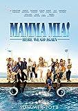CoolPrintsuk - MAMMA MIA ! 2 HERE WE GO AGAIN Poster,