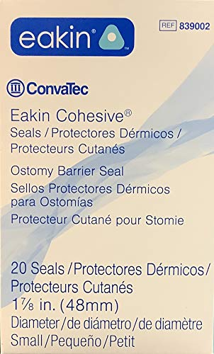 "Eakin Cohesive Seals, SM 2"" 1 7/8-inches - Box of 20"