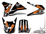 race-styles - Pegatinas compatibles con KTM 950 Supermoto  Factory DEKOR Decals KIT Pegatinas Graphics