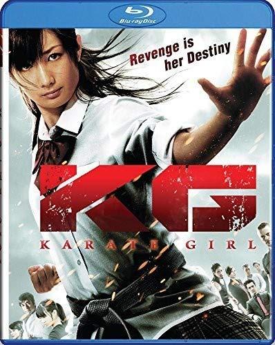 Karate Girl [Blu-ray] [Import anglais]