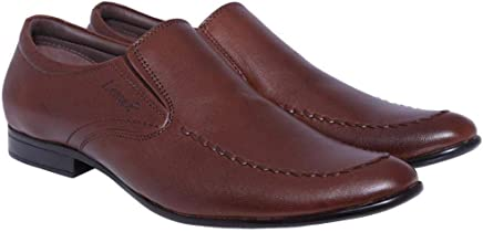 Lemex Brown Oxford & Wingtip For Men