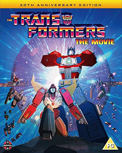 Transformers The Movie Blu-ray [UK Import]