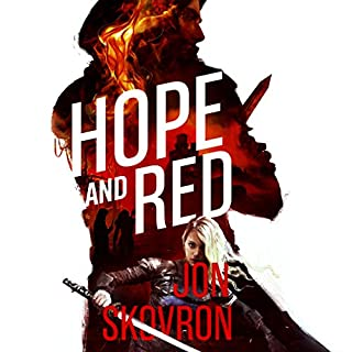 Couverture de Hope and Red