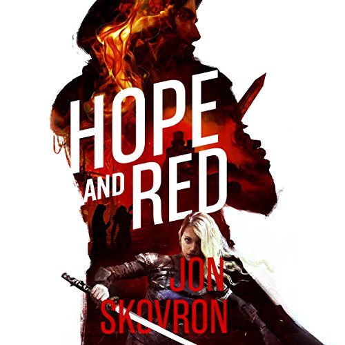 Hope and Red cover art