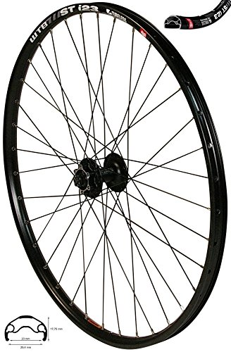 Redondo 26 Zoll Vorderrad Laufrad WTB Felge Shimano Deore HB-M525 Schwarz Disc