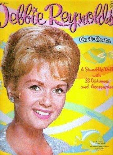 Debbie Reynolds Cut-Outs Original Paper Doll