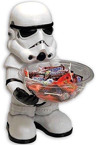 Star Wars Candy Bowl Holder Stormtrooper/Süßigkeitenhalter mit Schüssel (H: 50cm)