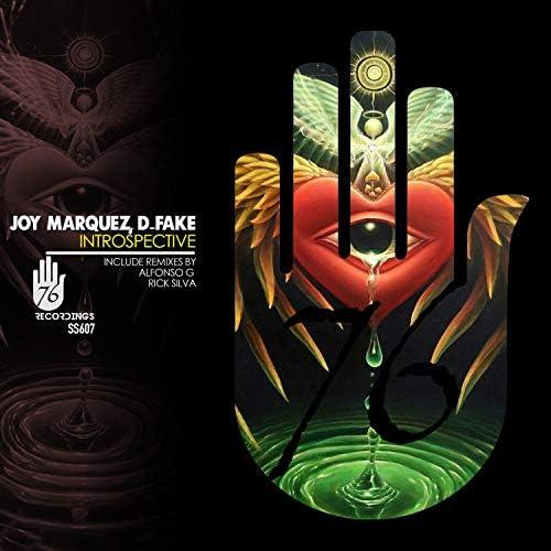 Joy Marquez & D-Fake