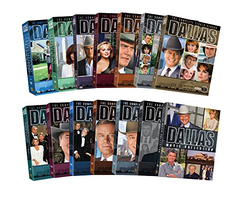 Dallas: The Complete Collection (Seasons 1-14 + Movies)