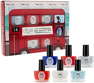 Ciate London- Big Beauty Bus Mini Nail Polish Lacquer Kit 6pc Set
