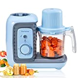 Baby Food Maker, 8 in 1 Elechomes Baby Food Processor Blender...