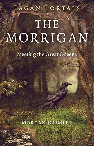 Pagan Portals - The Morrigan: Meeting the Great Queens (English Edition)
