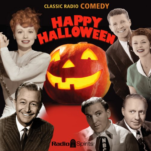 Happy Halloween audiobook cover art