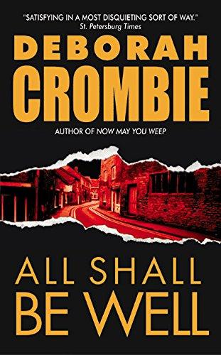 All Shall Be Well (Duncan Kincaid/Gemma James Novels, 2)