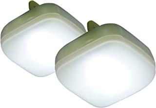 Goofy 2 Packs LED Tent Lamp Hurricane Emergency Tent Light Backpacking Hiking Fishing & Outdoor Lighting Bug Out Bag Camping Equipment Portable Tent Lantern Night Light Compact & Water Resistant Gift
