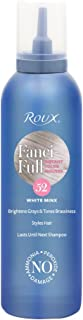 Roux Fanci-Full Mousse, 52 White Minx, 6 Fluid Ounce