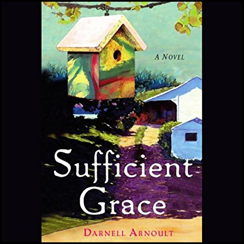 Sufficient Grace audiobook cover art