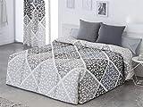 Sansa - Conforter BOLONIA Cama 90 - Color Gris