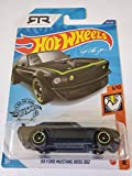 Hot Wheels 2020 Muscle Mania '69 Ford Mustang Boss 302, Black 210/250