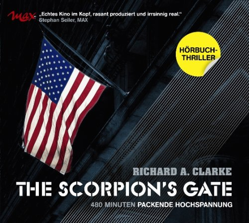 The Scorpions Gate, Hörbuch auf 6 CDs