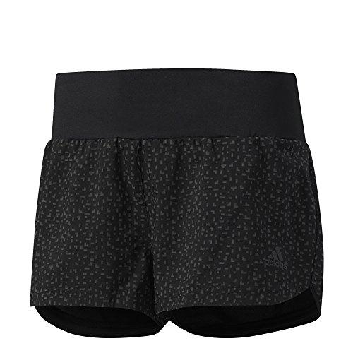 adidas SN Glide SHO W Pantalón Corto, Mujer, Negro, M