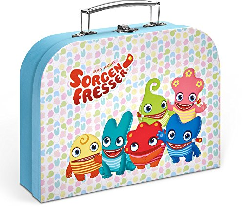 Sorgenfresser Koffer klein 24 x 20 cm