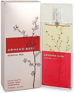 Armand Basi Sensual Red Eau de Toilette 100ml
