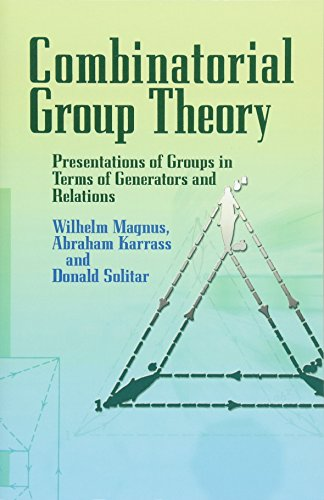 Combinatorial Group Theory: Presentations of Groups in Terms of Generators and Relations (Dover Books on Mathematics)の詳細を見る