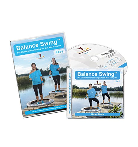 Balance Swing™ Kombi Angebot: DVD + CD