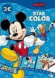 Disney Mickey et ses amis – Star Color – Livre de coloriage – Dès 4 ans