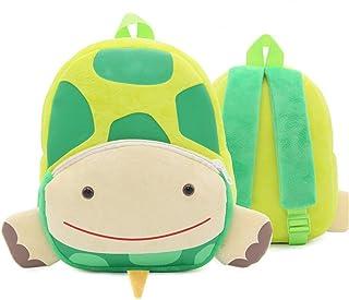 Backpack for Toddler Boys, Toddler Bookbag Girl Dinosaur Toys Bags(Tortoise)