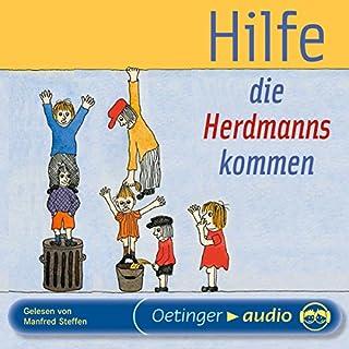 Hilfe, die Herdmanns kommen                   Autor:                                                                                                                                 Barbara Robinson                               Sprecher:                                                                                                                                 Manfred Steffen                      Spieldauer: 1 Std. und 7 Min.     51 Bewertungen     Gesamt 4,6