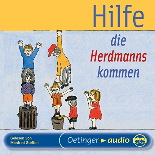 Hilfe, die Herdmanns kommen                   By:                                                                                                                                 Barbara Robinson                               Narrated by:                                                                                                                                 Manfred Steffen                      Length: 1 hr and 7 mins     1 rating     Overall 4.0