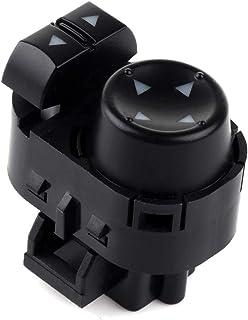 Power Mirror Switch Replacement fit for 2007-2013 Chevy Silverado 1500 2007-2014 Chevy Silverado 2500 HD 2007-2013 GMC Sie...