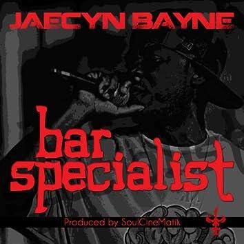 Bar Specialist