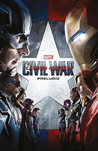 Captain America. Civil War - Preludio