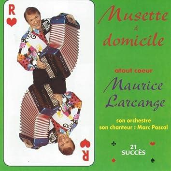 Musette à domicile (feat. Marc Pascal) [French Accordion]