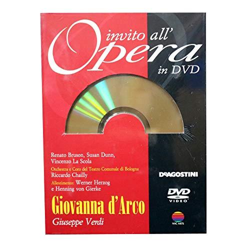 Giovanna d'Arco - Invito all'Opera in DVD - Deagostini