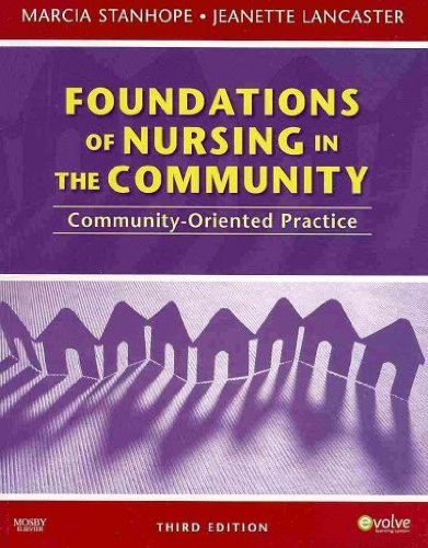 Community/Public Health Nursing Online for Stanhope and Lancaster: Foundations of Nursing in the Community (Access Code,