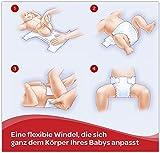 Huggies Windeln Ultra Comfort Baby Größe 3 Monatsbox, 1er Pack (1 x 168 Stück) - 5